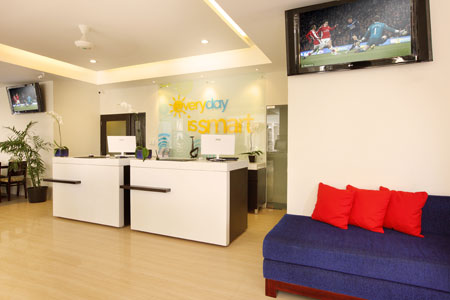front office everyday smart hotel