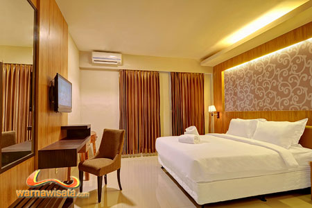 hotel grand bali double bed