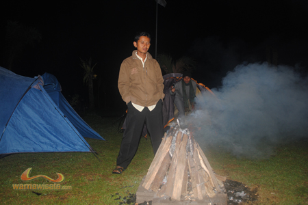 camping ground di bali