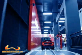 transcar racing di trans studio bandung, studio central transcar racing